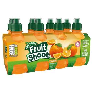 Fruit Shoot Orange 8pk