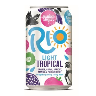 Rio Light Tropical 330ml