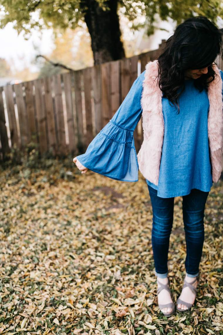 Last Days of Fall Outfit Inspo via partyofsarah.com