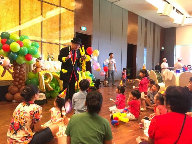 Kids Party Magic Show Singapore
