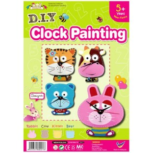 Clock Painting