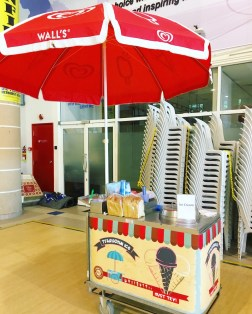 Event Ice Cream Cart