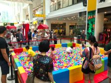 Ball Pit in Singapore