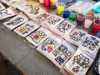 Paint Art Craft Activity