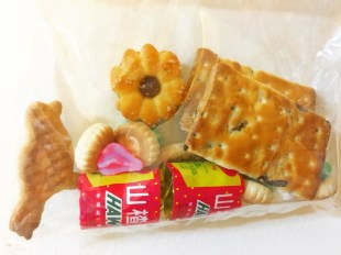 Pre pack traditional biscuit