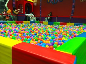 Singapore ball pit rental