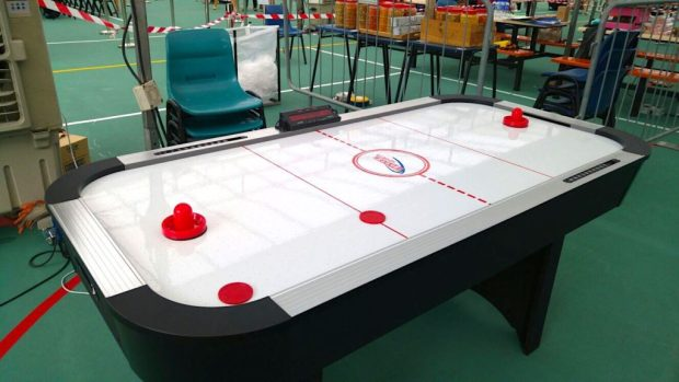 Air Hockey Arcade Machine Rental