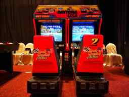 Daytona Arcade Machines Rental