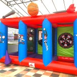 Inflatable Games for Rent Singapore