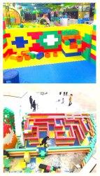 Lego Foam Maze for Hire Singapore