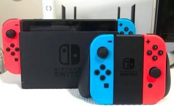 Nintendo Switch Station