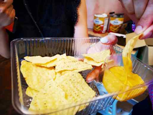 Nachos Station Catering Singapore