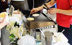 Pancakes Live Station Rental