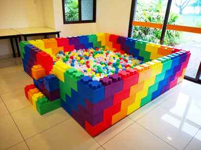 Ball Pit Rental for Birthday Party