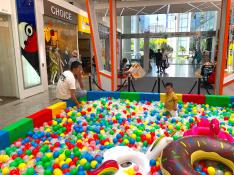 Ball Pit The Central Mall Singapore