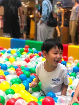 Ball Pit for Children Playground