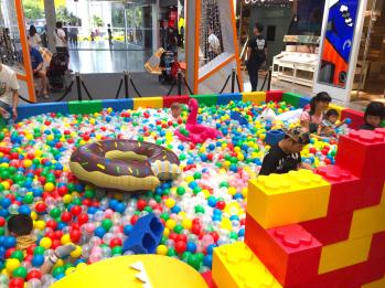 Giant Ball Pit for Hire