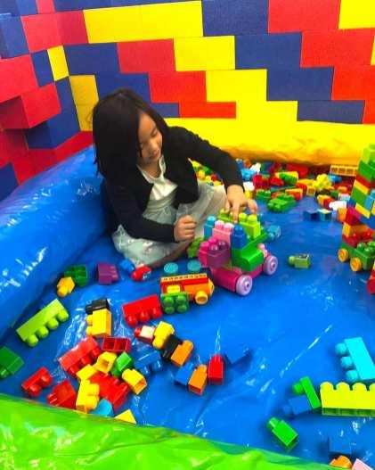Giant Lego Bricks for Rent