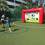 Inflatable Soccer Shootout Rental Singapore