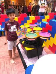 Kids Sand Art Activity