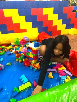 Mega Bricks Playground Rental