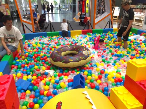 Rent Giant Ball Pit for Events