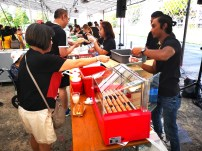 Live Hotdog Station Singapore