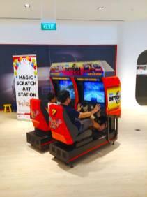 Arcade Racing Game Rental