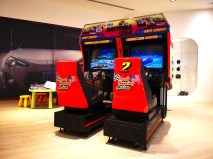 Daytona Machine Arcade Rental