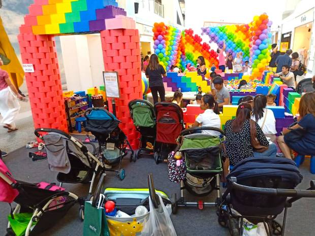 Mega Playground for Hire Singapore