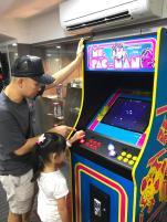 Retro Video Arcade Rental