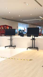 TV with Stand Rental Singapore