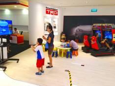 Toyota Fringe Activity Corner
