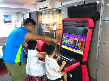 Video Arcade Machine Rental