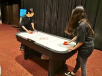 Air Hockey for Rent Singapore