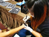 Airbrush Tattoo Singapore