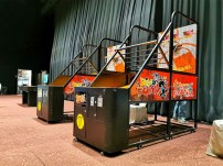 Arcade Basketball Machines Rental