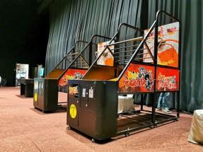 Arcade Basketball Machines Rental