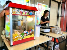 Popcorn Machine Rental Singapore