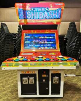 Rent Bishi Bashi Arcade Game Machine