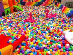 Gaint Ball Pit Playground Singapore