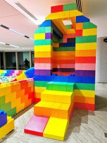 Kids Giant Lego House Singapore