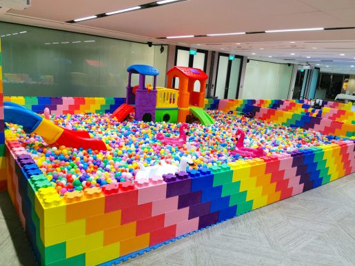 Mega Ball Pit Rental Singapore