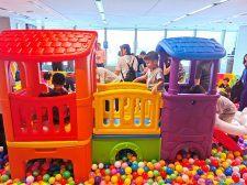 kids playground supplier in Singapore
