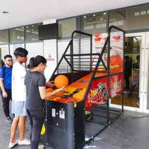 Basketball Arcade Machine Rental