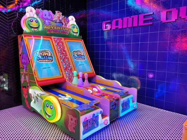 Bowling Arcade Game Rental Singapore
