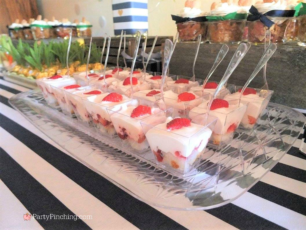 Spring Bridal Shower Ideas On A Budget, Cute Easy Finger