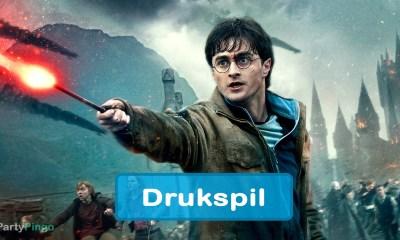 Harry Potter og Dødsregalierne Del 1 Drukspil
