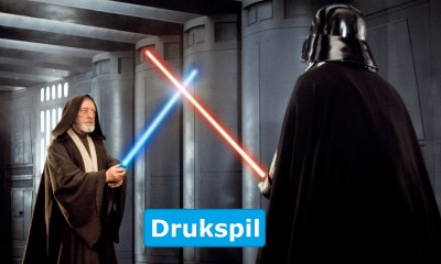Star Wars - A New Hope Drukspil