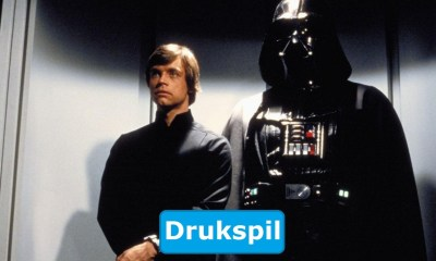 Star Wars - Return of the Jedi Drukspil